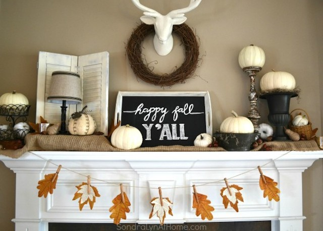 Fall-Mantel-2015-Sondra-Lyn-at-Home.com_1