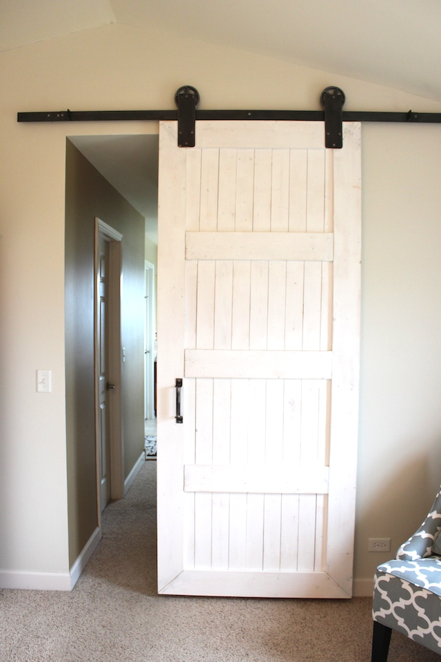 diy barn door for a master bedroom colors and craft