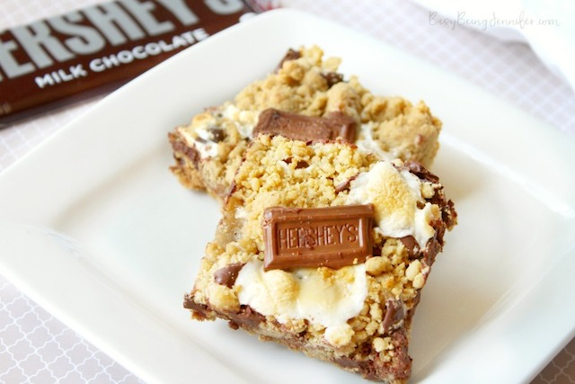 S'mores Bars from Busy Being Jennifer
