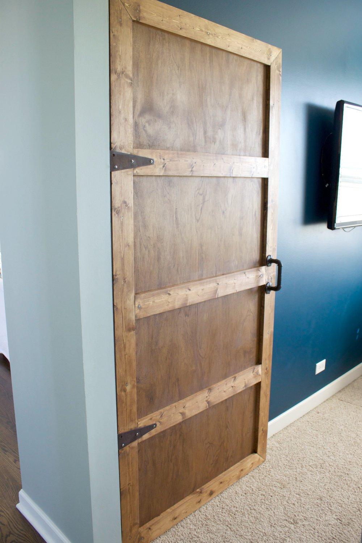 Sep 26 How To Make An Interior Wooden Door