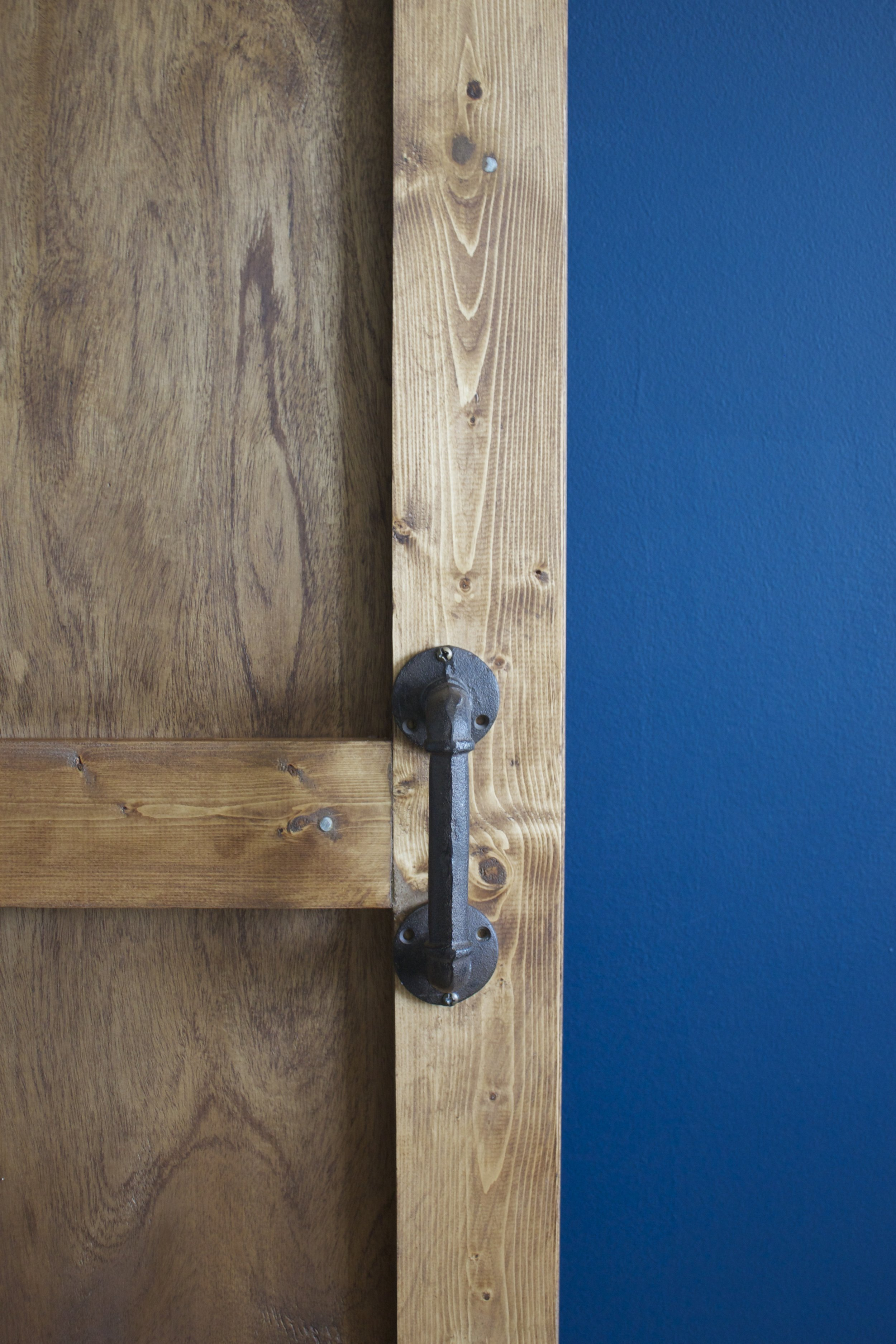 How To Make An Interior Wooden Door Colors And Craft