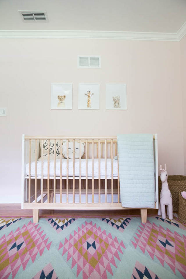 Nursery Reveal from Spoonful of Flavor