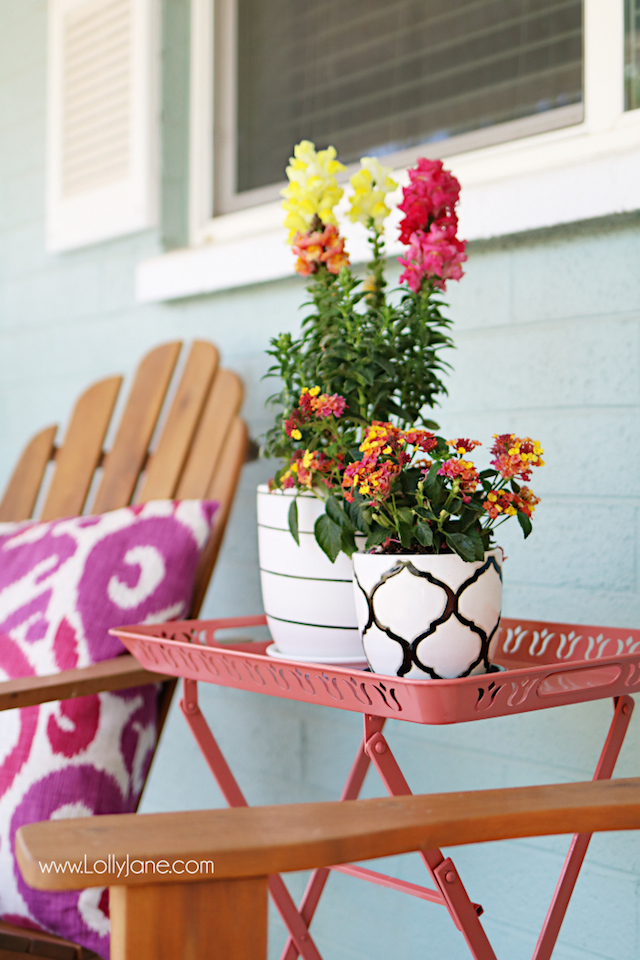 Summer Front Porch from  Lolly Jane