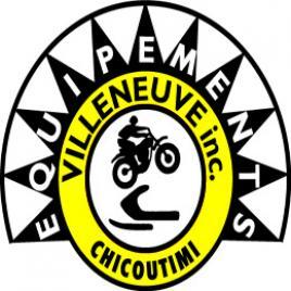 ÉQUIPEMENTS VILLENEUVE INC.:   1178 Boulevard Ste Geneviève,   Chicoutimi, QC G7G 2G6  (418) 543-3600