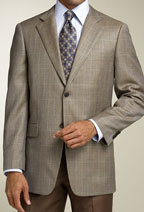 Business Sportscoat, Notch Lapel