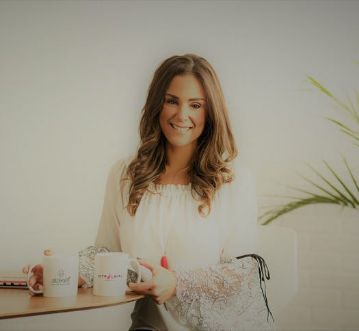 Alyza Bohbot, owner of Alakef and City Girl Coffee, first hesitated to buy her parents' business, but has led its rapid growth.