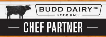 Budd Dairy Food Hall Partner, opening fall 2019!