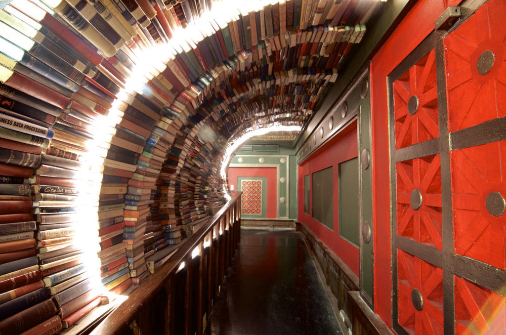 The Last Bookstore Los Angeles