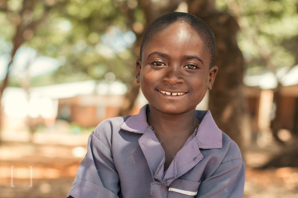 Emmanuel  - Emmanuel lost his mother and came to Home of Hope in 2009. He always volunteers to go first in class. loves playing soccer and hopes to one day be a doctor. Help him accomplish his goals!