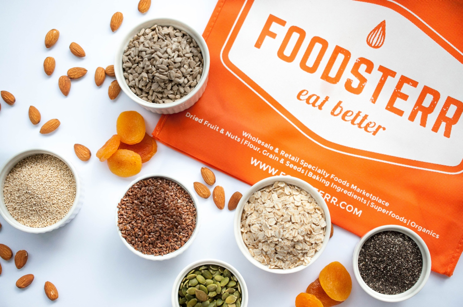 Your online store for organic grains, seeds and superfoods!