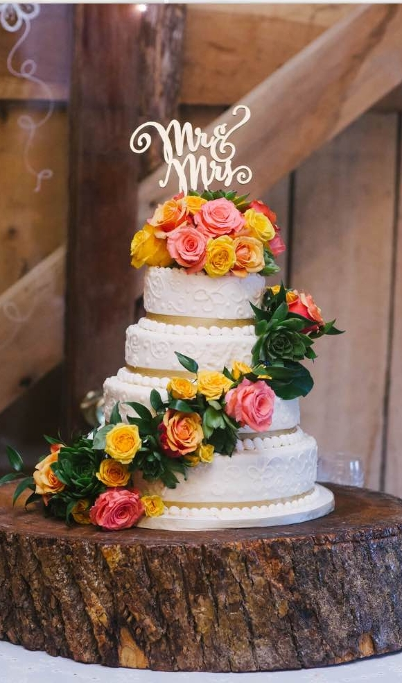 Let Them Eat Cake Tips From A Wedding Cake Expert On Selecting