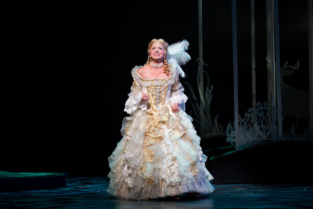 Cinderella in Into the Woods with Utah Festival Opera (2018)
