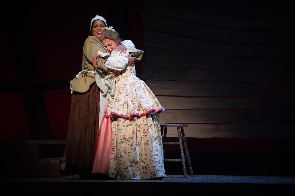 Mary Catlett in  Amazing Grace