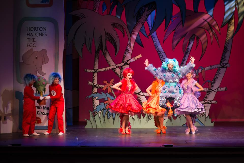 Gertrude McFuzz in  Seussical