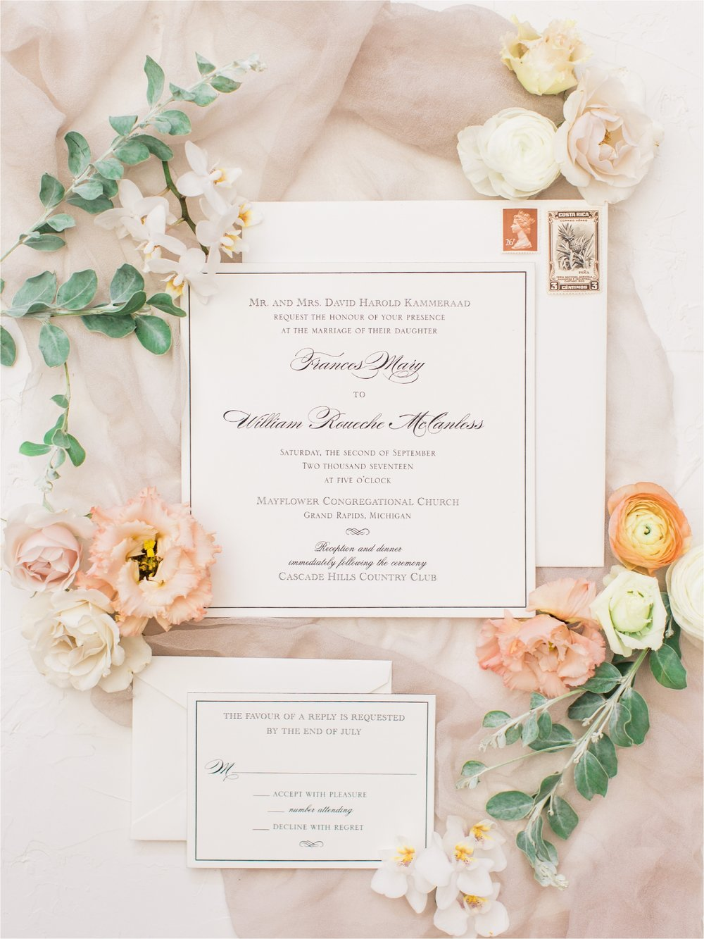 WILLIAM AND FRANCIE // A GRAND RAPIDS WEDDING — Samantha James ...