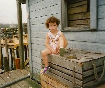 There's no way 24 year old me can emulate the levels of confidence and sass displayed by two year old me, but I owe it to her to give it a shot.