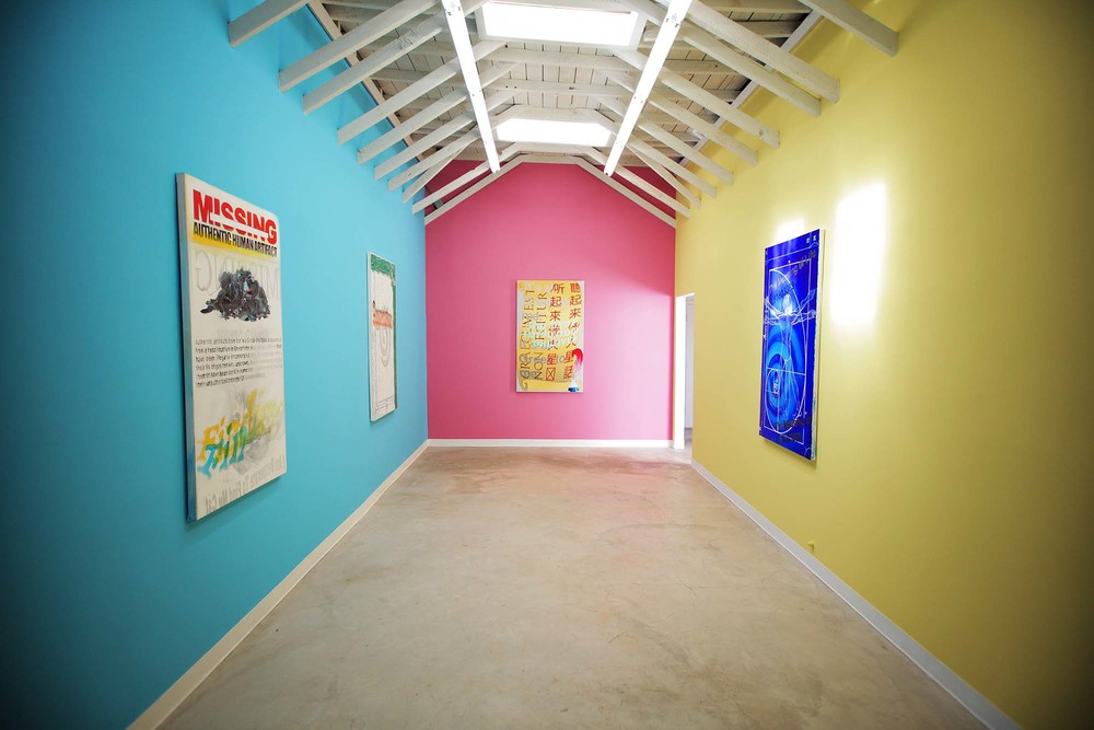 Rachel Lord,  Documental , installation view