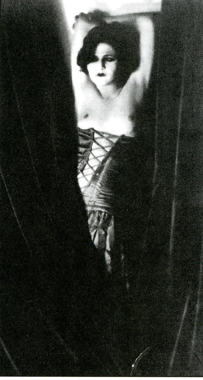 Anita Berber in  Cocaine