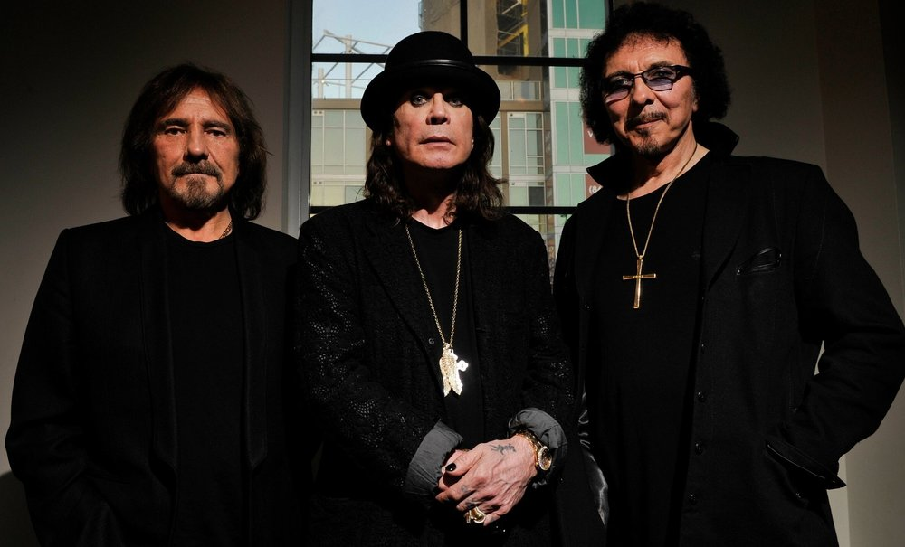 Sabbath today: Ward, Osbourne, Iommi. Photo: Robert Hanashiro, USA TODAY