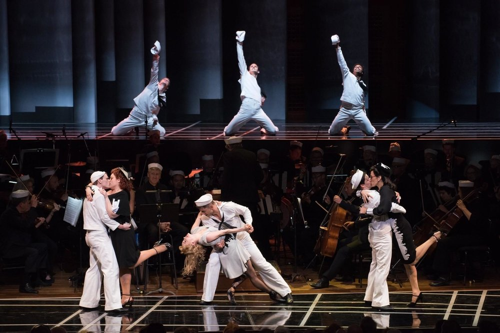 Best of 2016;  San Francisco Symphony's  On the Town