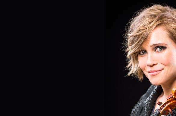 9.Leila Josefowicz -