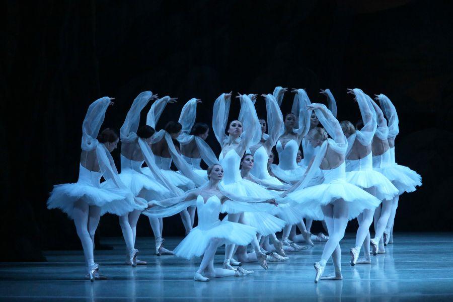 5. Mariinsky Ballet:La Bayadère -