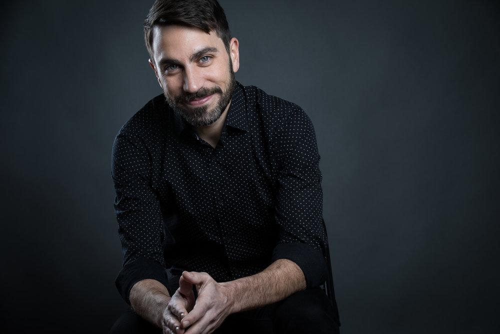 Adam Turner, Artistic Director of Virginia Opera