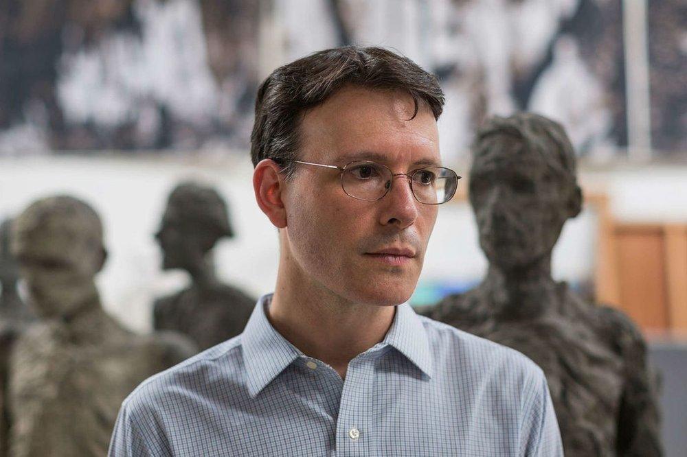Composer Michael Hersch