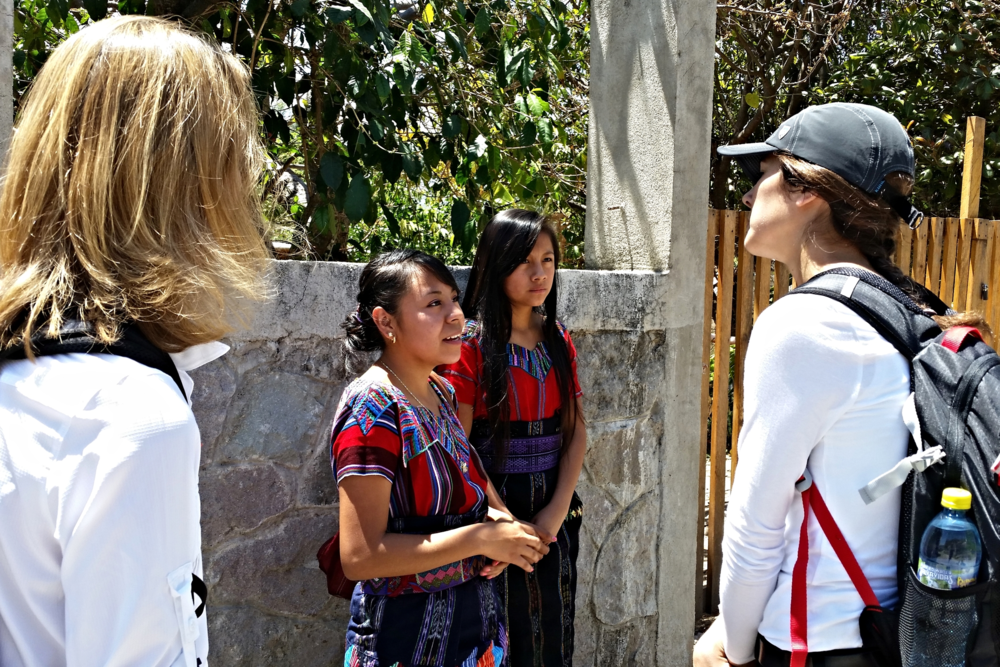 Guatemala project inspires Stanford medical student   Photo by Nicole Feldman