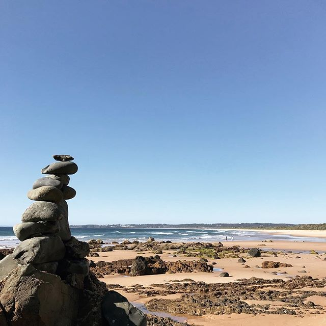 Beach heaven. #beach #saltwaterbeach #swimming #australiancoast #holidays
