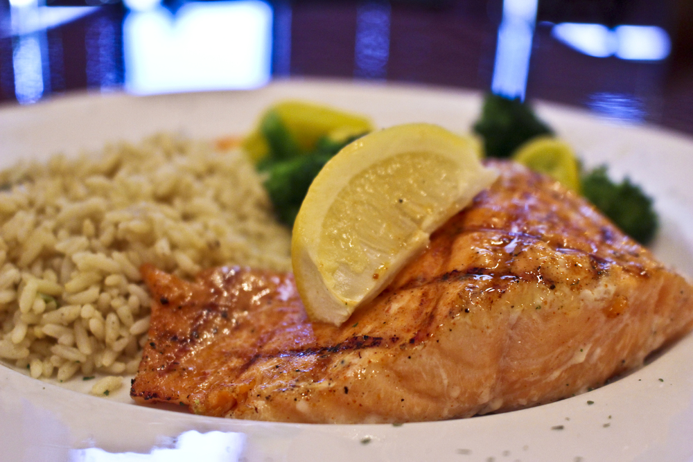 River City Grilled Salmon