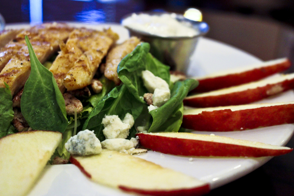 Apple Blu Chicken Salad