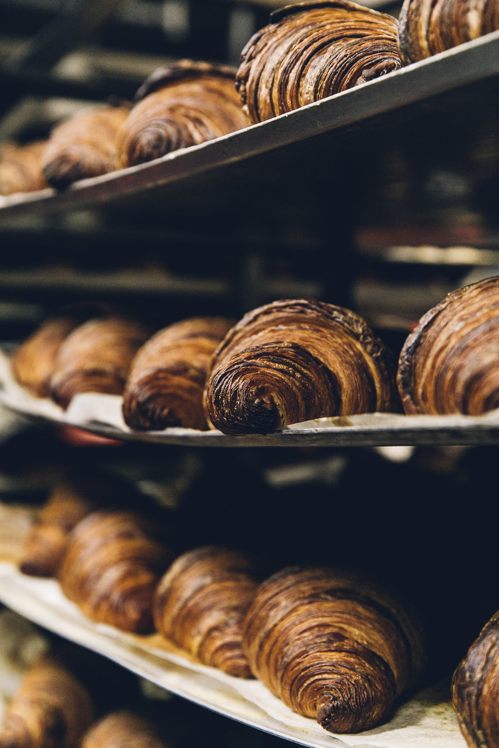 Bakery Goods - Our hands on approach to our craft ensures we maintain an innate connection with our products and our processes.