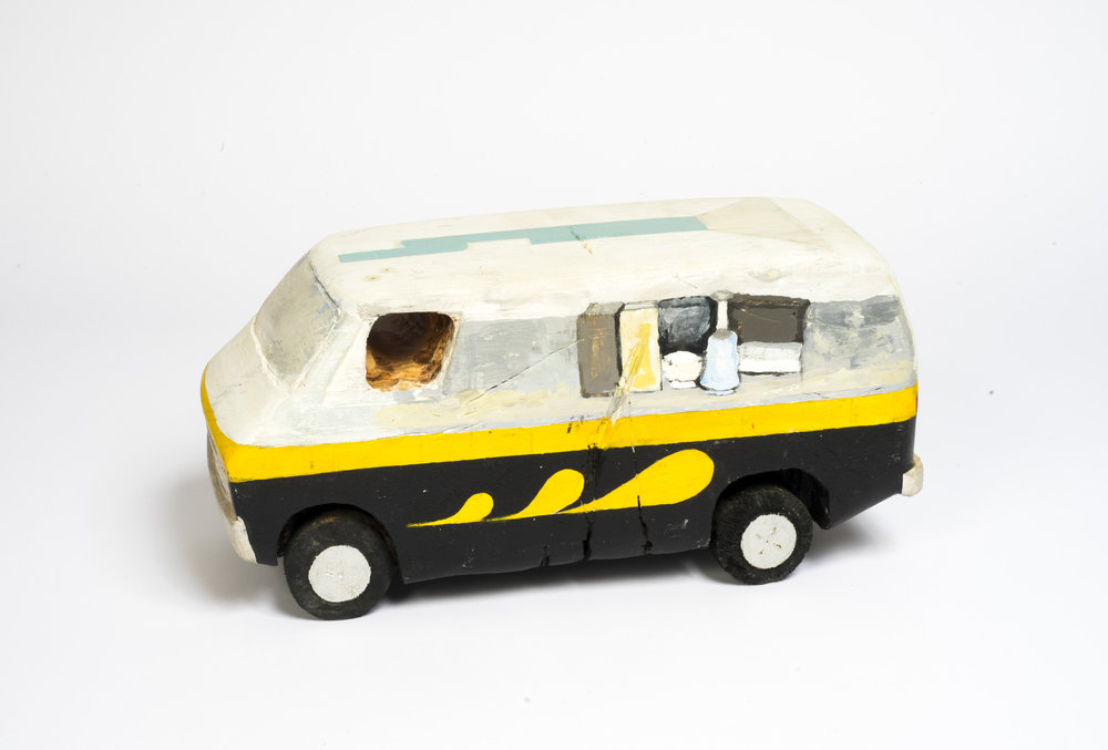 Morandi Van