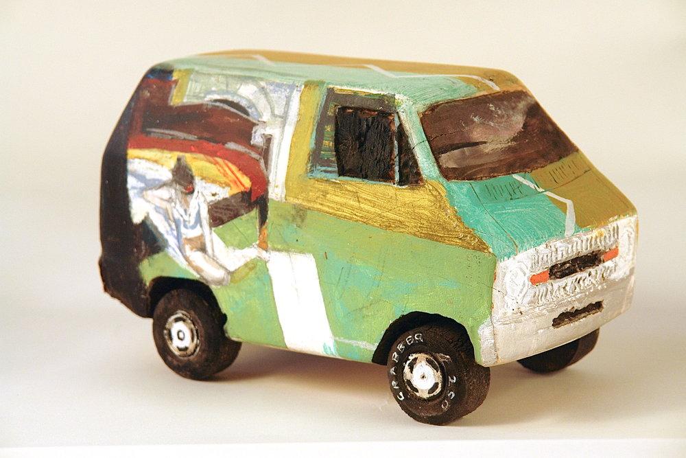 Hopper Van