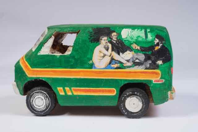 Manet Van
