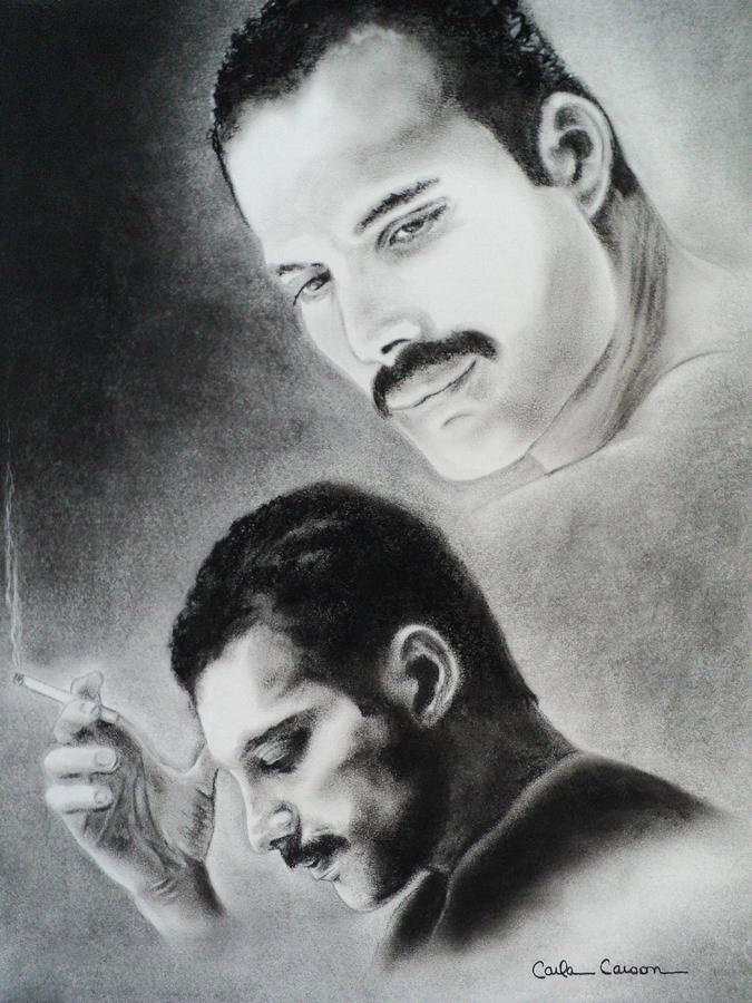 (drawing of Freddie Mercury from Queen) (Note- this drawing is a meme that represents that a little hope has been restored to humanity).jpg