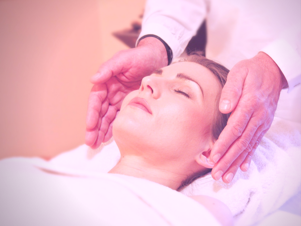 Reiki promotes relaxation, relieves depression and reduces stress/anxiety.