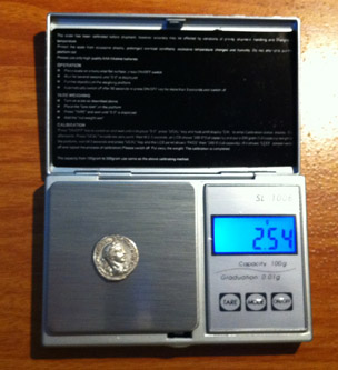 مواد تنظيف العملات  على انواعها  Scale