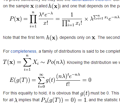 Ask a statistician to define rarity and he'll speak in this language.