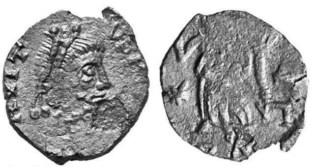 RIC 2412, reportedly one of the rarest of Roman bronzes