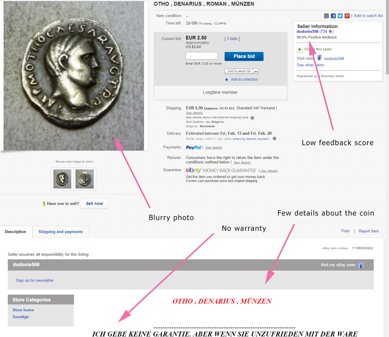 The Roman Coin Blog Dirty Old Coins