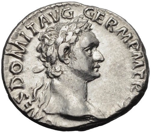 A Denarius of Domitian