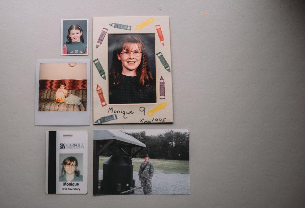 me, little, awkward, and kinda grown up.