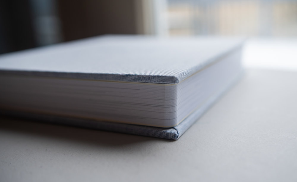 the rosy roost album comes in multiple covers with sturdy lay flat pages