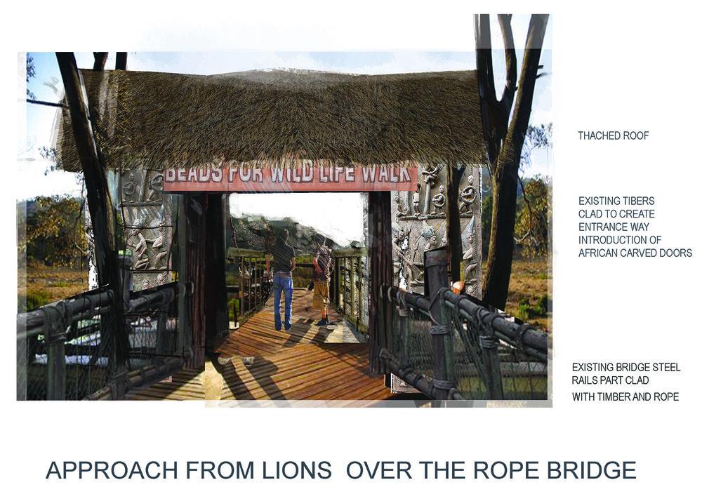 BEADS FOR WILD LIFE WALK SKETCH BRIDGE VIEW070717.jpg