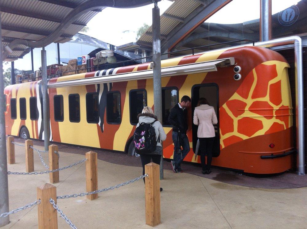 ticketing bus Werribee Zoo entry 2013-4.jpg
