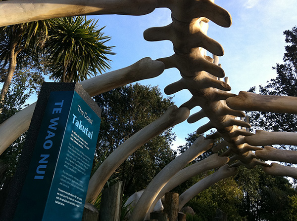 Entry the the coast. Auckland Zoo Te Wao Nui WEB.jpg