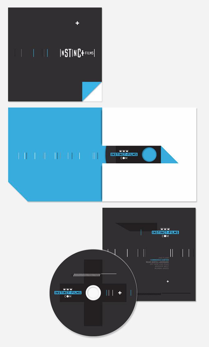 DVD / CD packaging.
