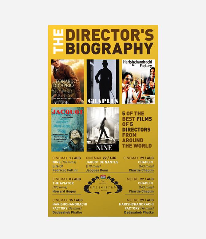 Advertising / Film Schedule.